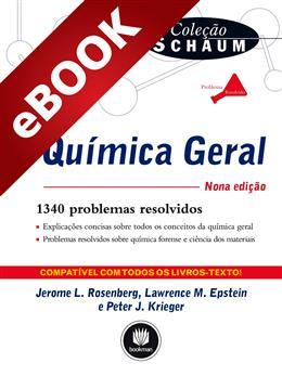EB - QUIMICA GERAL 9ED. - COLECAO SCHAUM