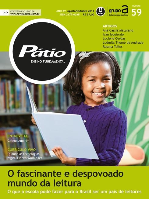 revista pátio ensino fundamental - nº 59