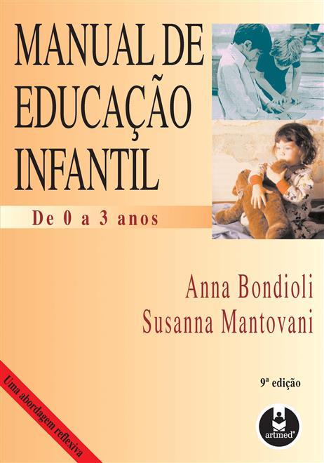 Manual de Educação Infantil de 0 a 3 Anos