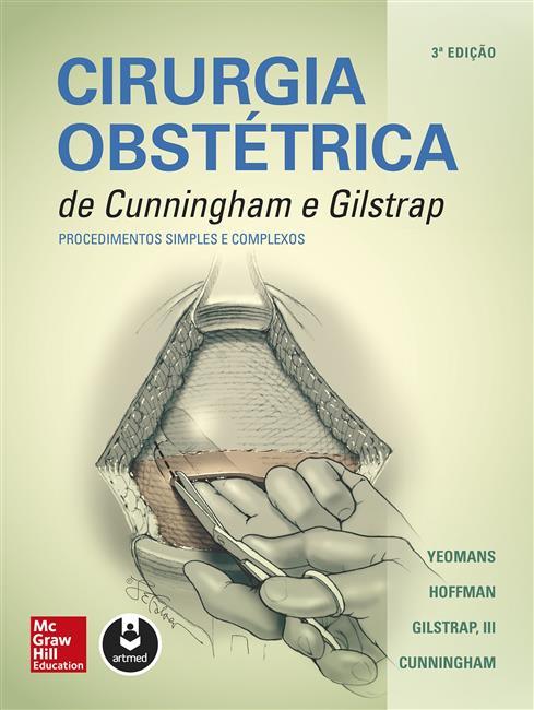 Cirurgia Obstétrica de Cunningham e Gilstrap