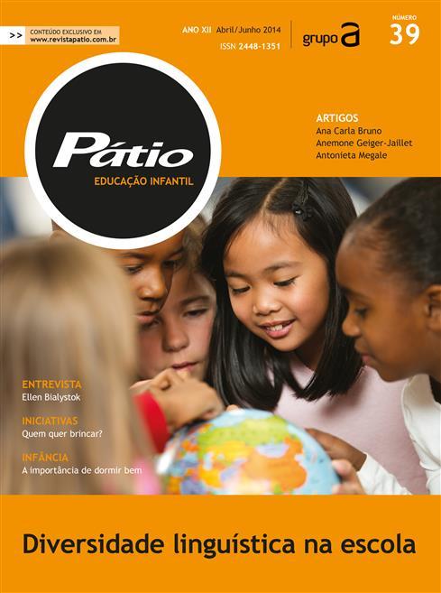 revista pátio educação infantil - nº 39
