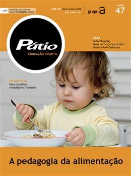Revista Pátio Educação Infantil - Nº 47