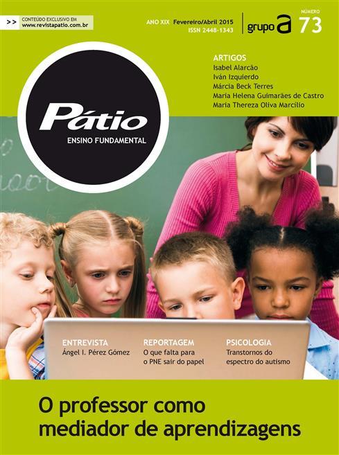 revista pátio ensino fundamental - nº 73