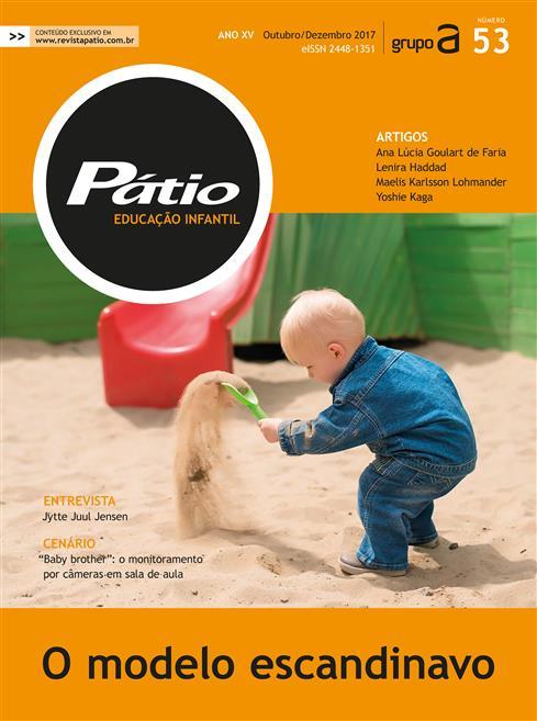 Revista Pátio Educação Infantil - Nº 53