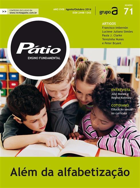 revista pátio ensino fundamental - nº 71
