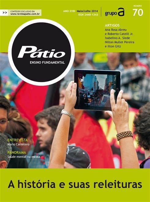 revista pátio ensino fundamental - nº 70