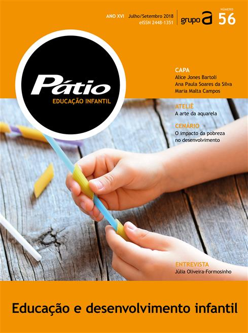 Revista Pátio Educação Infantil - Nº 56