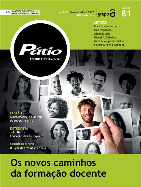 revista pátio ensino fundamental - nº 81