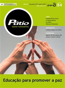 Revista Pátio Ensino Fundamental - Nº 84