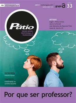 Revista Pátio Ensino Médio, Profissional e Tecnológico - Nº33