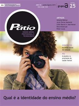 Revista Pátio Ensino Médio, Profissional e Tecnológico - Nº25
