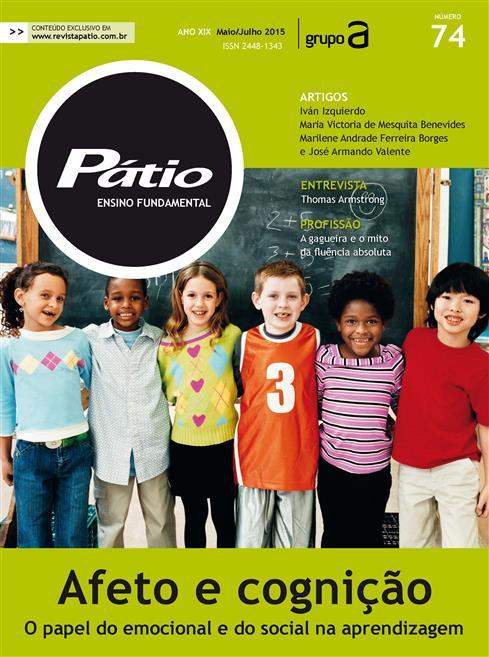 revista pátio ensino fundamental - nº 74