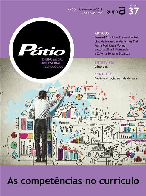 revista pátio ensino médio, profissional e tecnológico - nº 37