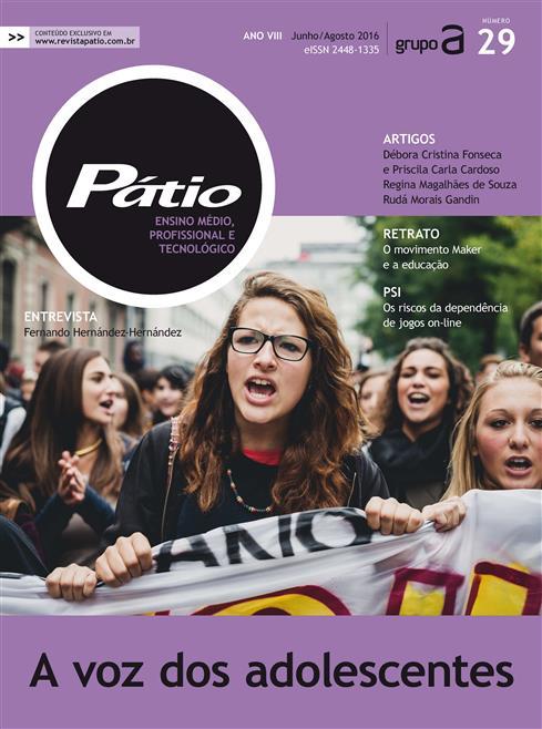 revista pátio ensino médio, profissional e tecnológico - nº29