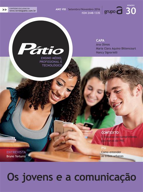 revista pátio ensino médio, profissional e tecnológico - nº30