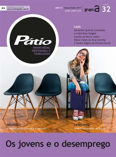 revista pátio ensino médio, profissional e tecnológico - nº32