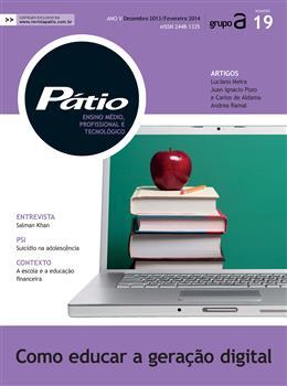 Revista Pátio Ensino Médio, Profissional e Tecnológico - Nº19