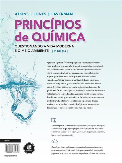Princípios de Química