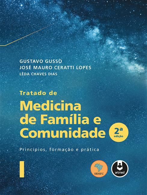 tratado de medicina de família e comunidade - 2 volumes