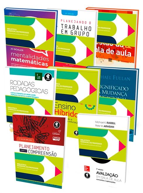 Kit Biblioteca Essencial do Professor