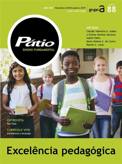 revista pátio ensino fundamental - nº 88