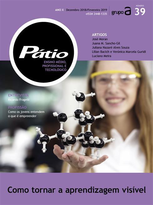 revista pátio ensino médio, profissional e tecnológico - nº39