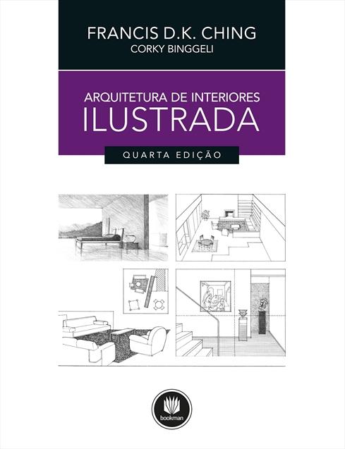 Arquitetura de Interiores Ilustrada