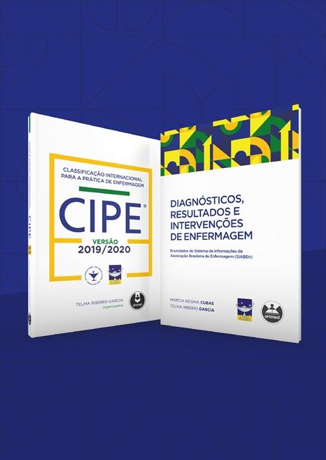 Kit CIPE® Versão 2019/2020 + Diagnósticos, Resultados e Intervenções de Enfermagem