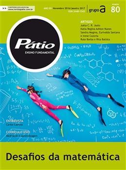 Revista Pátio Ensino Fundamental - Nº 80