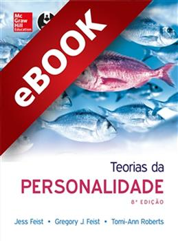 EB - TEORIAS DA PERSONALIDADE 8ED.