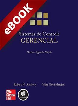 Sistemas de Controle Gerencial - 12.ed. - eBook