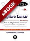 EB - ALGEBRA LINEAR - COLECAO SCHAUM  4ED.
