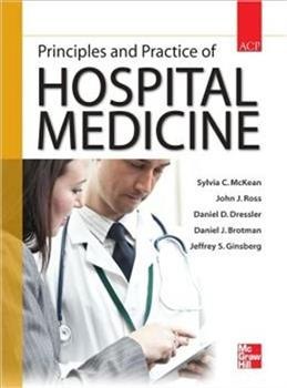 PRINCIPLES AND PRACTICE OF HOSPITAL MEDICINE