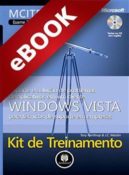 Kit de Treinamento MCITP (Exame 70-622) - eBook