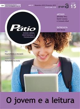 Revista Pátio Ensino Médio, Profissional e Tecnológico - Nº15