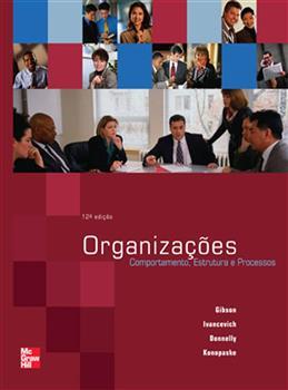 ORGANIZACOES:COMPORTAMENTOS. ESTRUTURA E PROCESSOS