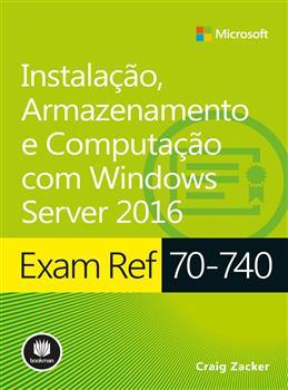 Exam ref 70-740 - eBook