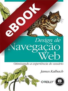 Design de Navegação Web - eBook