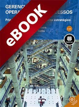 Gerenciamento de Operações e de Processos - eBook