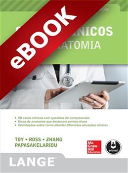 Casos Clínicos em Anatomia (Lange) - eBook