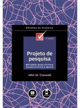 PROJETO DE PESQUISA:METODOS QUALITATIVO 3ED.