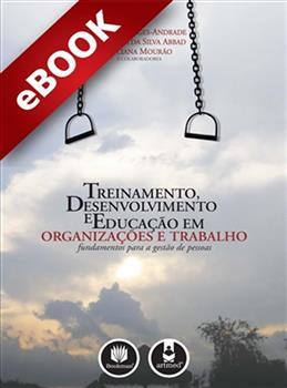 Treinamento, Desenvolvimento e Educação em Organizações e Trabalho - eBook