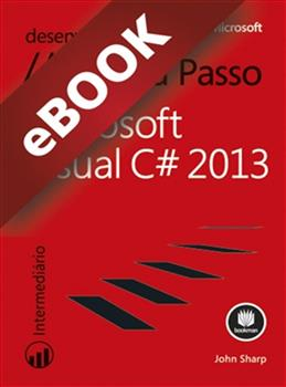 Microsoft Visual C# 2013  - eBook