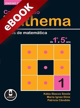 EB - CAD.DO MATHEMA-ENS.FUND.JOGOS DE MAT. DE 1 A