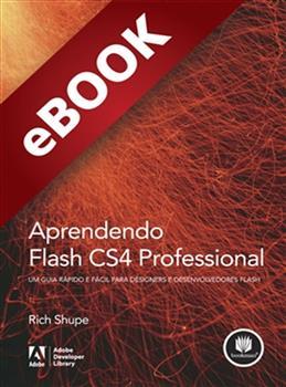 Aprendendo Flash CS4 Professional - eBook