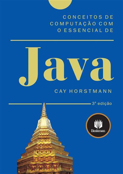 Conceitos de Computação com o Essencial de Java