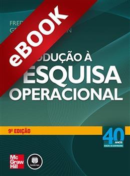 Introdução à Pesquisa Operacional - eBook