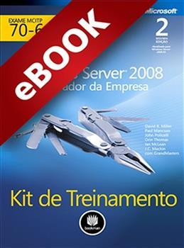 Kit de Treinamento MCITP (Exame 70-647) - eBook