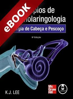 Princípios de Otorrinolaringologia - eBook