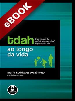TDAH ao longo da vida - eBook